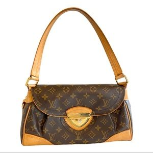 Authentic Louis Vuitton Beverly MM